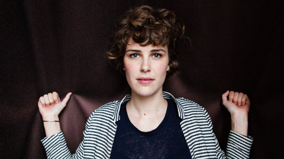 Selbstbewusst, frech, eigensinnig, unschuldig, verletzlich: Carla Juri beim Interview in einem Berliner Hotel.