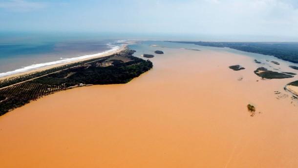 Brasilien reicht nach Dammbruch Milliardenklage gegen Konzerne ein
