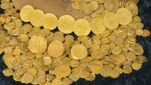 Taucher entdecken Goldschatz vor amerikanischer Küste