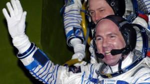Würmer für die Raumstation
