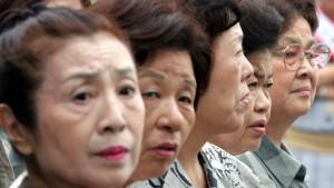 Tsunami kostet Japans Frauen die Weltspitze beim Altern