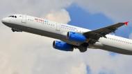 Russisches Passagierflugzeug über Ägypten abgestürzt