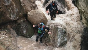 Bewährungsstrafen und Freisprüche im Wildwasser-Prozess