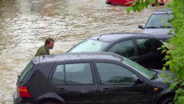 Töpfer: Unwetter in Deutschland eine Folge der Klimaerwärmung