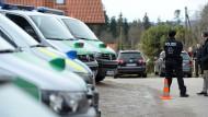 Zwei Menschen in Bayern wohl von Einbrechern getötet