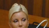 Schuldig, aber nicht am Tod ihres Mannes: Tatjana Gsell