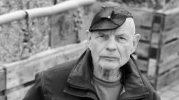 Aktionskünstler Ben Wagin gestorben