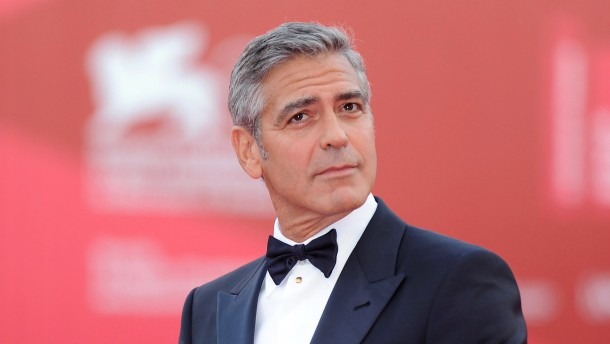 Ciao, mi chiamo George Clooney