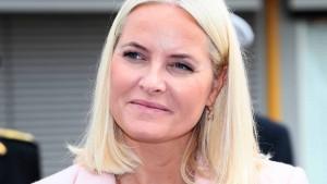 Prinzessin Mette-Marit hat chronische Lungenkrankheit