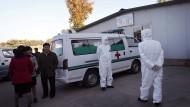 Nordkorea stuft Spanien als Ebola-Risikogebiet ein
