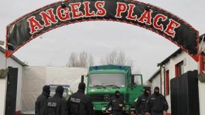 Zwei Vereine der Hells Angels und Bandidos nun verboten
