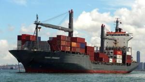 Seeräuber entern die MV Irene