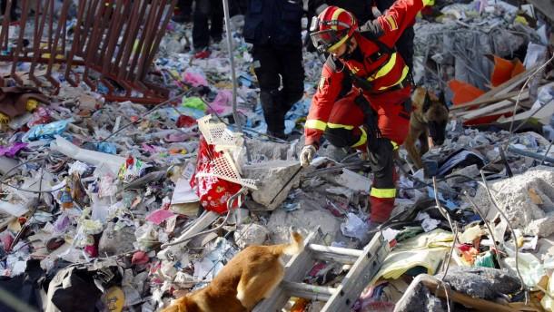 Deutsches Todesopfer bei Beben in Ecuador