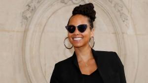 Alicia Keys provoziert mit Nikab-Tweet