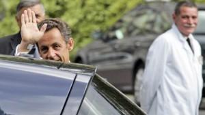 Speedy Sarkozy hat geschwächelt