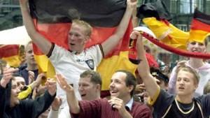 Deutschland im Fußball-Fieber