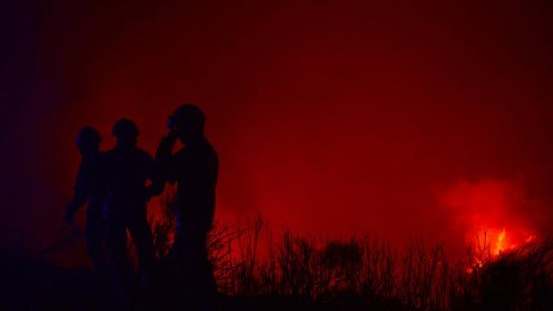"""Die """"Kaiservilla"""" auf Madeira ist abgebrannt"""