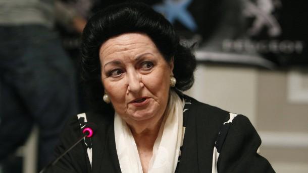 Opernsängerin Montserrat Caballé verurteilt