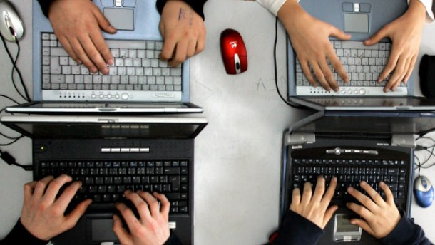 Symbolbild Laptops