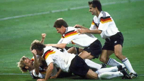 Von Franz über Rudi bis hin zu Mario