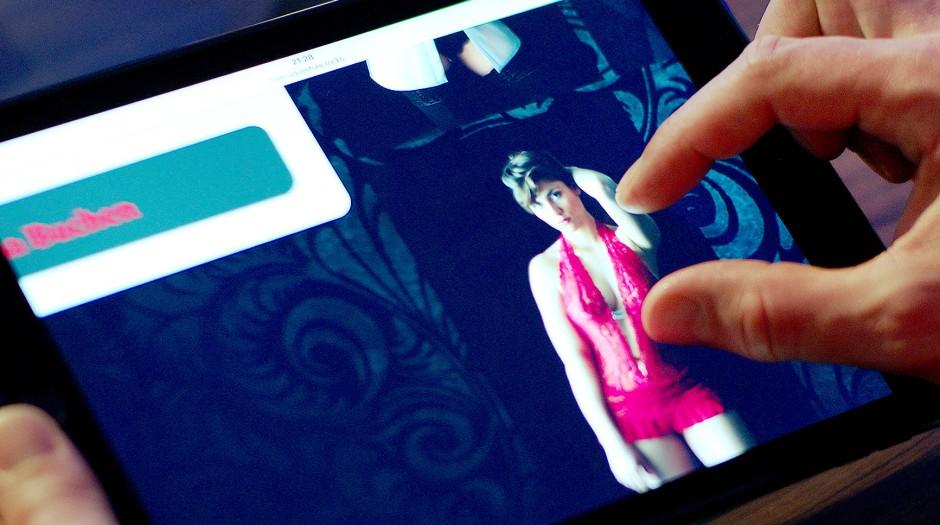 Die ermordete Schauspielerin Elena hatte beim Onlineportal Love Adventure einen einträglichen Nebenjob als Call-Girl.