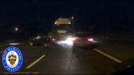 Polizei veröffentlicht Video als Warnung