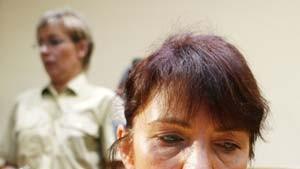 Achteinhalb Jahre Haft für Mutter der einbetonierten Babys gefordert