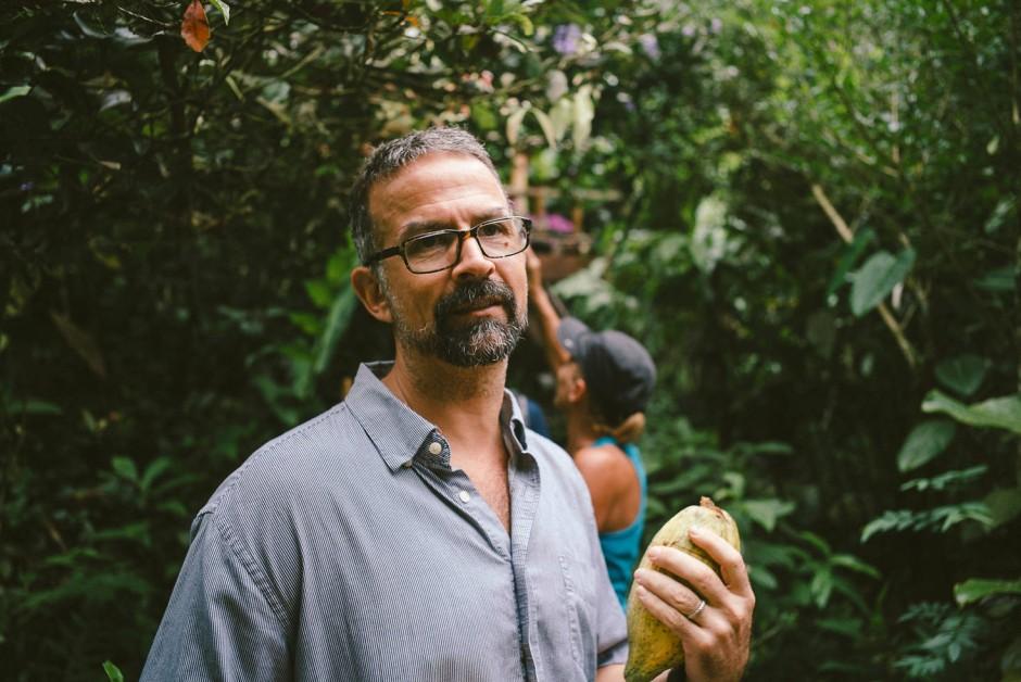 Auswanderer: Lodgebetreiber Henry Escudero