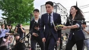 Drei Jahre Haft für ehemaligen K-Pop-Star Seungri in Südkorea