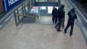 Berliner Polizei sucht mit Video nach Räubern der Goldmünze