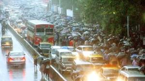 Monsun: 267 Tote allein in Bombay