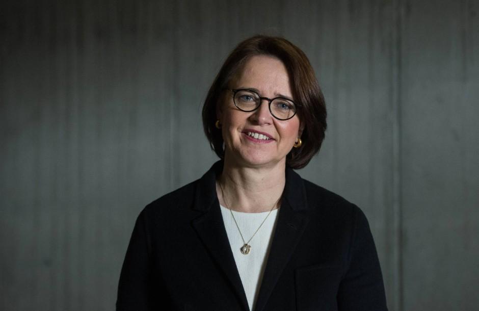 Annette Widmann-Mauz, Bundesvorsitzende der Frauen-Union