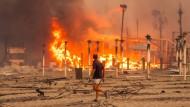 Südeuropa leidet unter Gluthitze und Waldbränden