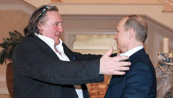 Väterchen Russland