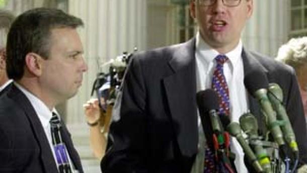 Kein Aufschub für McVeighs Hinrichtung