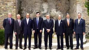 G7-Finanzminister hoffen auf Belebung der Weltwirtschaft