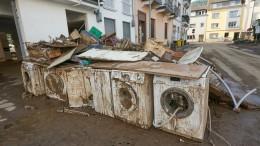 Mit dem Hochwasser kommen die Umweltgifte