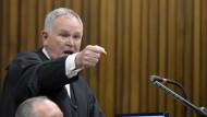 Staatsanwalt bezeichnet Sprintstar Pistorius als Lügner