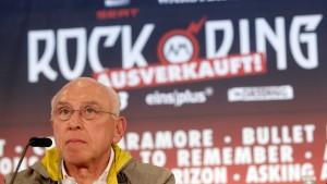 """Lieberberg darf möglicherweise Titel """"Rock am Ring"""" verwenden"""