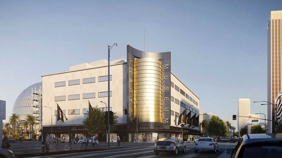 So soll das Oscar-Museum in Los Angeles aussehen – doch wird es überhaupt fertiggestellt?