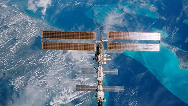 ISS wegen Trümmergefahr evakuiert