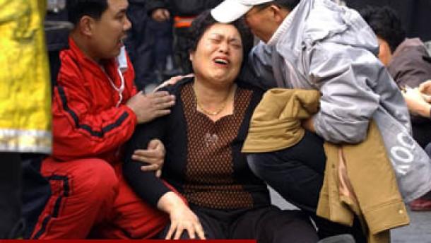 Brandanschlag auf U-Bahn: Bislang 125 Opfer