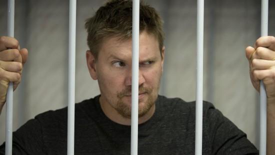 Greenpeace-Mitglieder bleiben in Haft