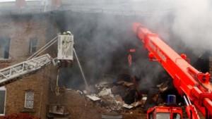 Explosion im Wohnhaus: Drei Menschen sterben