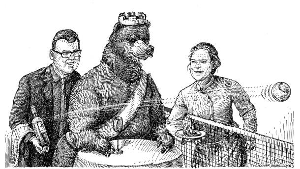 Die Kunst des kulinarischen Ehegattensplittings