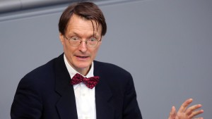"""Lauterbach: """"Noch einmal über große Koalition nachdenken"""""""