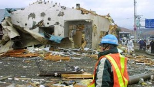 Tornado reißt neun Menschen in den Tod