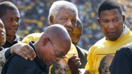 Mandela Enkel nach Islam-Übertritt in der Kritik