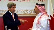 Russland warnt Amerika vor Angriffen auf syrische Armee