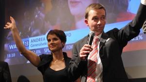 AfD streitet über Rechtspopulisten